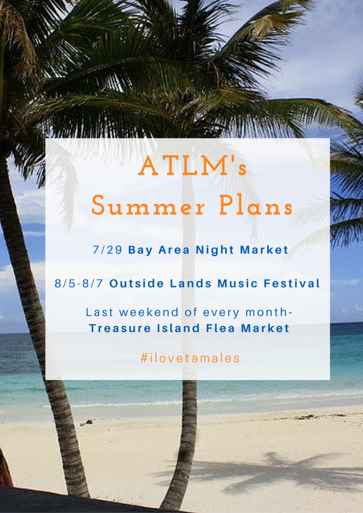 ATLM Summer Plans